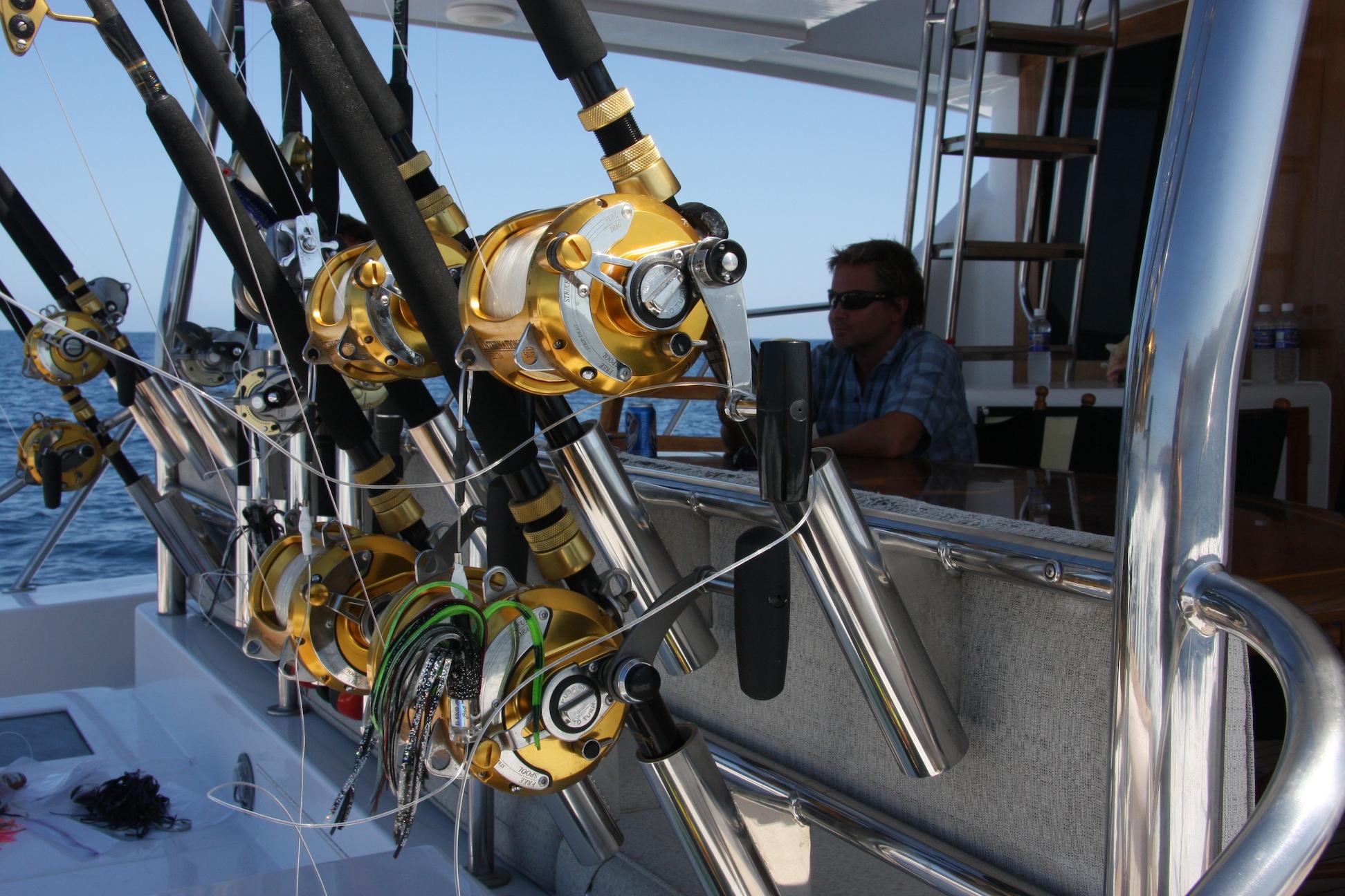 sea fishing equipment, Reel Combo